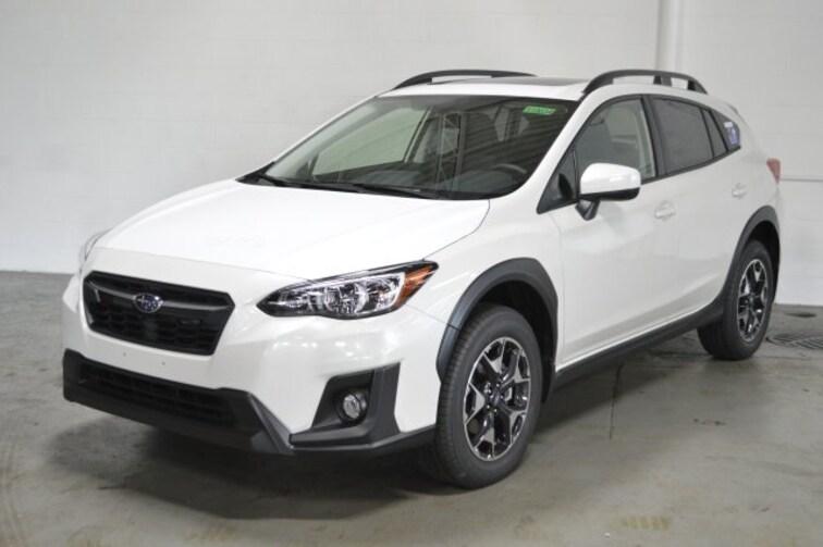 New 2019 Subaru Crosstrek 2.0i Premium SUV Bedford