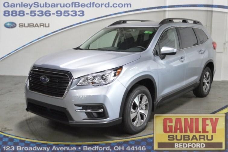 New 2019 Subaru Ascent Premium 8-Passenger SUV Bedford