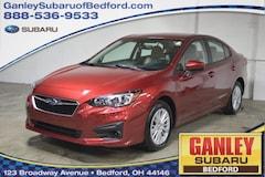 Used 2018 Subaru Impreza 2.0i Premium Sedan Near Cleveland