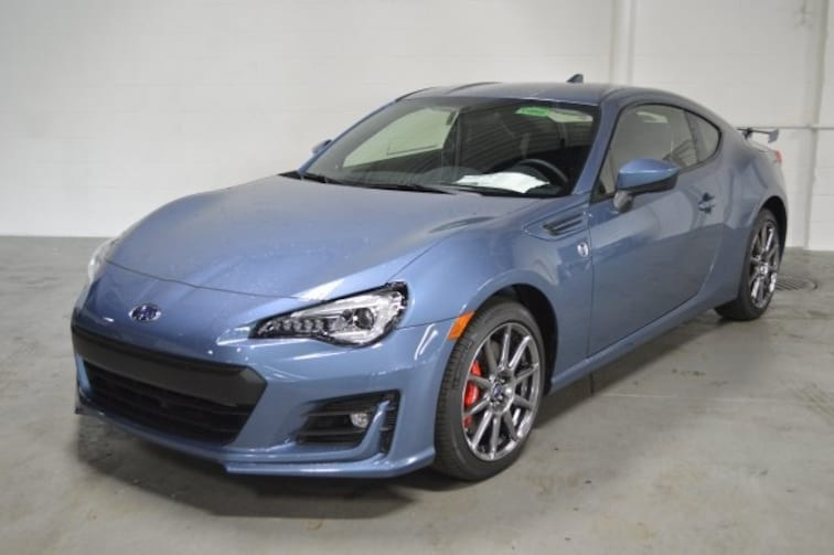 New 2018 Subaru BRZ Limited 50th Anniversary Edition Coupe Bedford