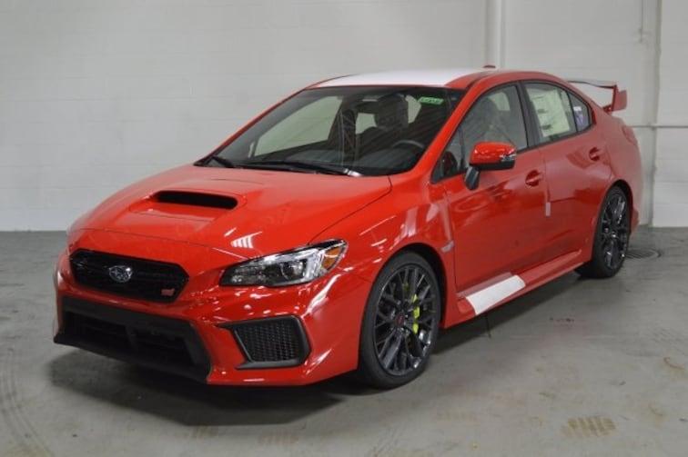 New 2019 Subaru WRX STI Sedan Bedford