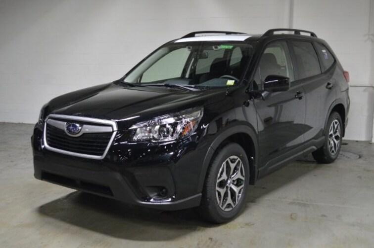 New 2019 Subaru Forester Premium SUV Bedford