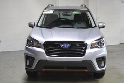 New 2019 Subaru Forester Sport For Sale in Bedford- Cleavland OH | VIN  JF2SKAKC8KH548382