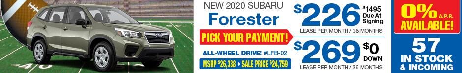 Forester September