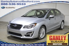 Certified 2016 Subaru Impreza 2.0i Limited Sedan Near Cleveland