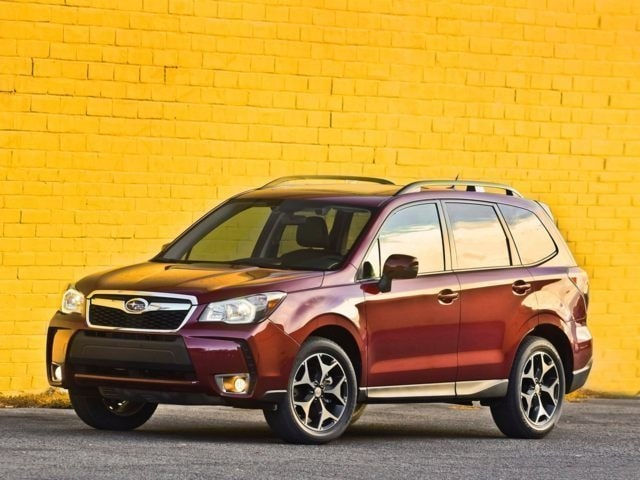Subaru Forester comparison