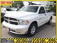 New 2019 Ram 1500 CLASSIC TRADESMAN REGULAR CAB 4X2 8' BOX Regular Cab Painesville