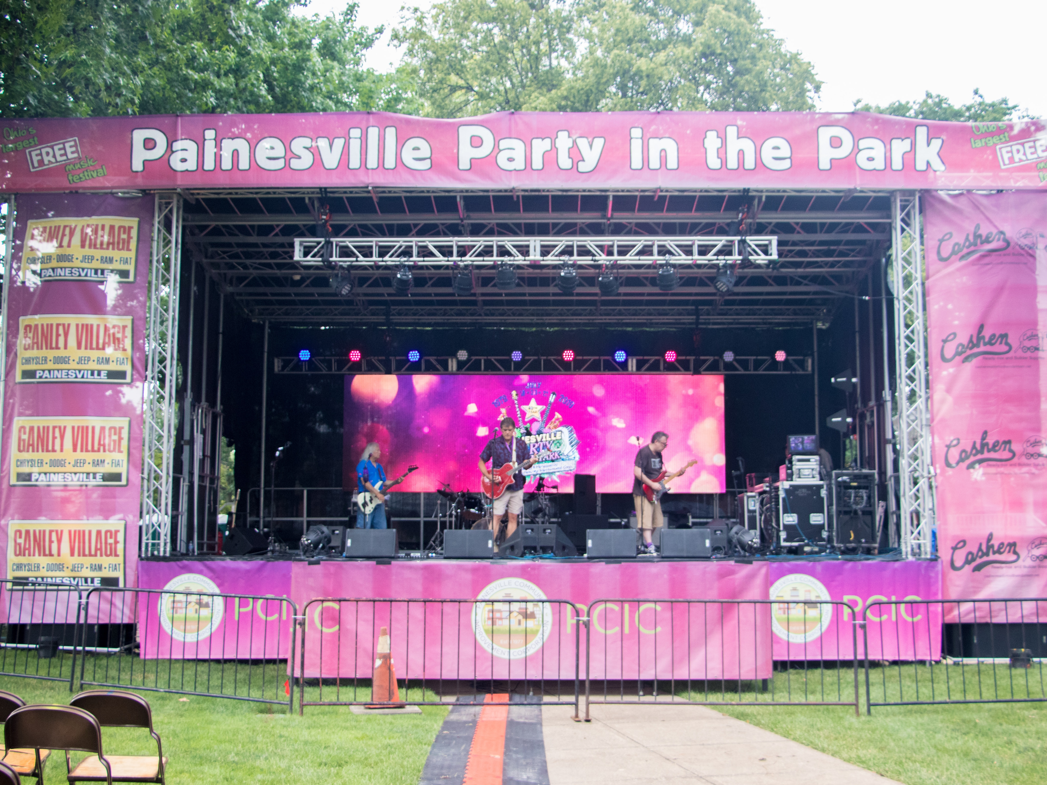 Painesville Party in the Park 2019