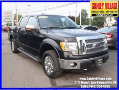 Used 2012 Ford F-150 Lariat Truck Painesville