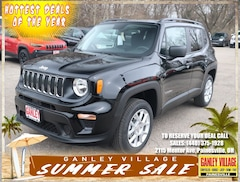New 2019 Jeep Renegade SPORT 4X4 Sport Utility near Chardon, OH