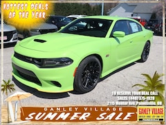 New 2019 Dodge Charger R/T SCAT PACK RWD Sedan Painesville