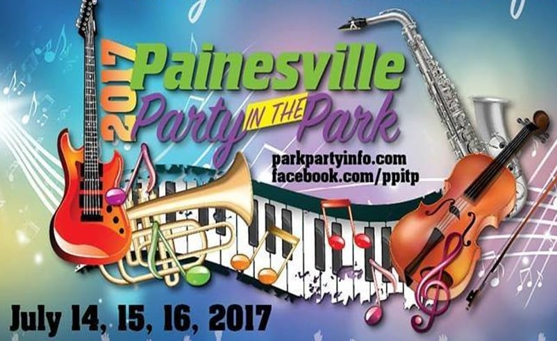 2017 Painesville Party in the Park