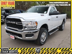 New 2019 Ram 2500 TRADESMAN REGULAR CAB 4X4 8' BOX Regular Cab Painesville