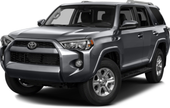 Toyota 4Runner comparison