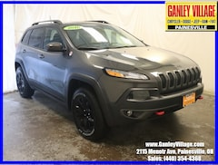 Used 2016 Jeep Cherokee Trailhawk SUV Painesville