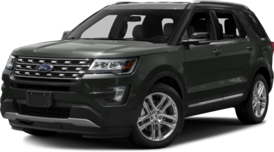 Ford Explorer comparison