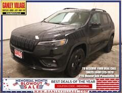 New 2019 Jeep Cherokee ALTITUDE 4X4 Sport Utility Painesville