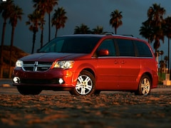 Used 2012 Dodge Grand Caravan Crew Minivan/Van Painesville