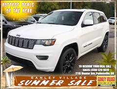 New 2019 Jeep Grand Cherokee ALTITUDE 4X4 Sport Utility Painesville