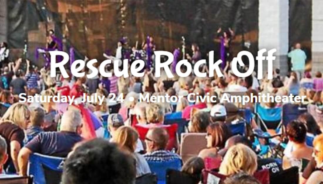 RESCUE ROCK OFF- LAKE HUMANE SOCIETY