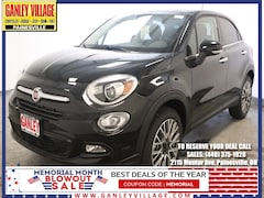 New 2018 FIAT 500X LOUNGE AWD Sport Utility Painesville