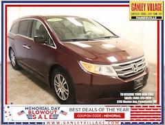 Used 2013 Honda Odyssey EX-L Minivan/Van Painesville