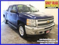 Used 2013 Chevrolet Silverado 1500 LT Truck Painesville