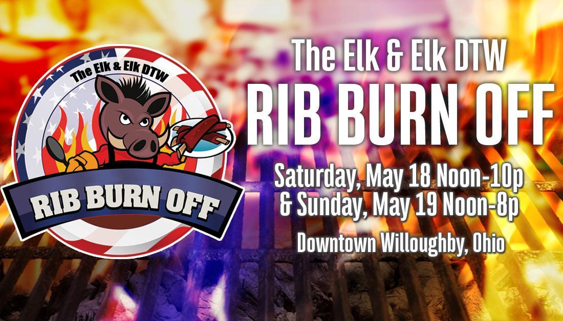 Elk & Elk - DTW Rib Burn Off