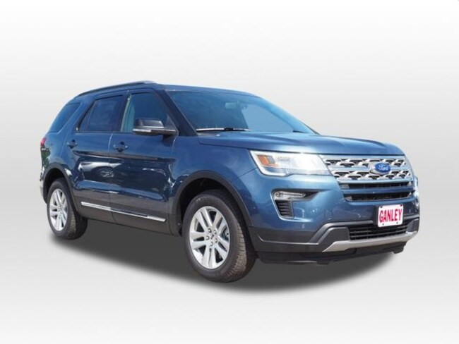 New 2018 Ford Explorer XLT SUV For Sale/Lease Cleveland, OH