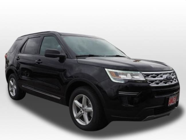 New 2019 Ford Explorer Platinum SUV For Sale/Lease Cleveland, OH