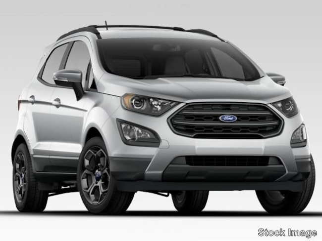 New 2019 Ford EcoSport SES SUV For Sale/Lease Cleveland, OH