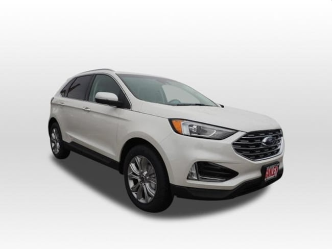 New 2019 Ford Edge Titanium SUV For Sale/Lease Cleveland, OH