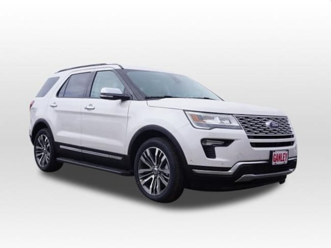 New 2018 Ford Explorer Platinum SUV For Sale/Lease Cleveland, OH