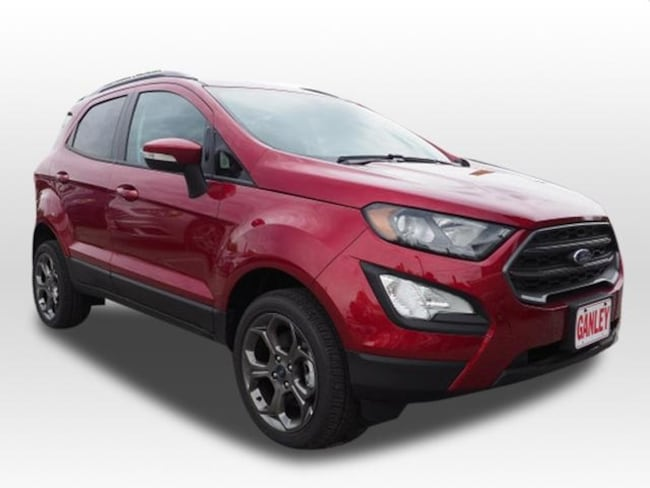 New 2018 Ford EcoSport SES SUV For Sale/Lease Cleveland, OH