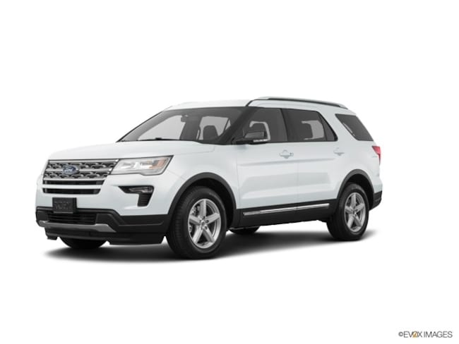 New 2019 Ford Explorer XLT SUV For Sale/Lease Cleveland, OH