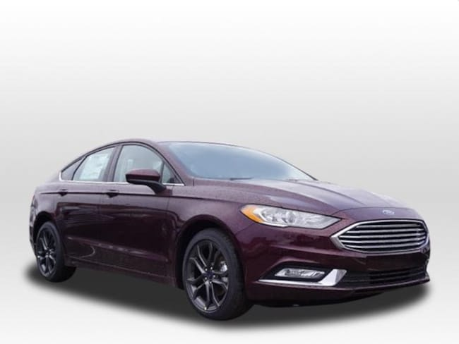 New 2018 Ford Fusion SE Sedan For Sale/Lease Cleveland, OH