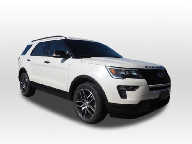 New 2019 Ford Explorer Sport SUV For Sale/Lease Cleveland, OH
