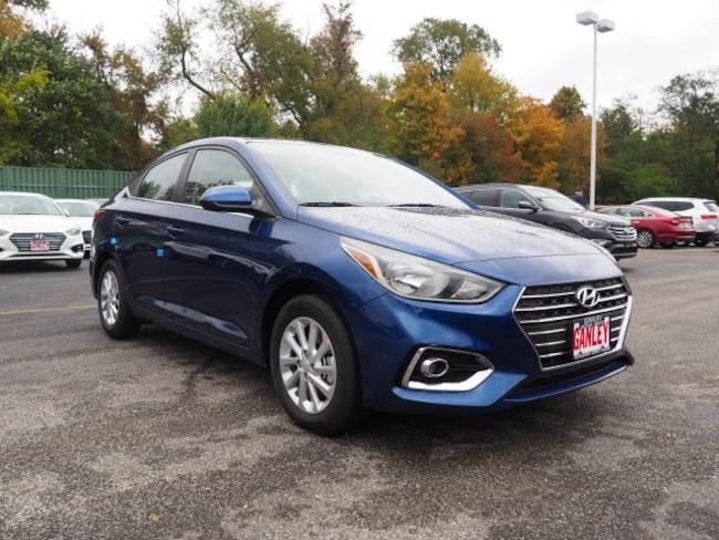 2019 Hyundai Accent SEL Sedan