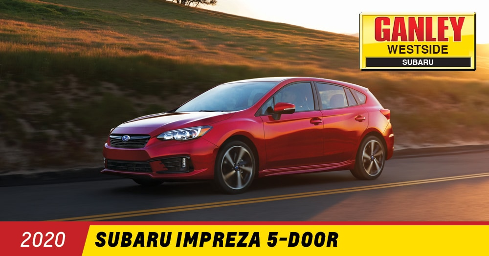 Ganley Westside Subaru >> New Subaru Special Offers | Ganley Westside Subaru