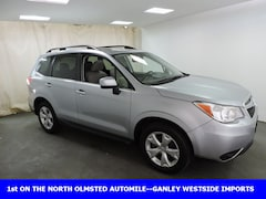 Used Vehicles for sale 2016 Subaru Forester 2.5i Limited SUV in Olmsted, OH