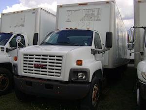 2005 GMC C8500