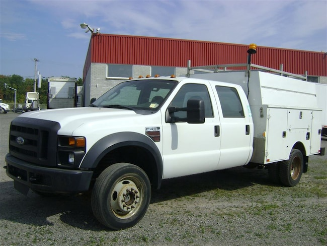 2010 FORD F-450 -