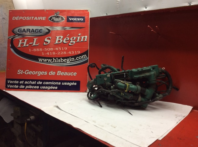 Top Five D13 Engine Harness - Circus