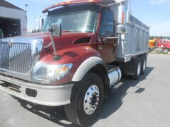 2007 INTERNATIONAL 7500 DOMPEUR