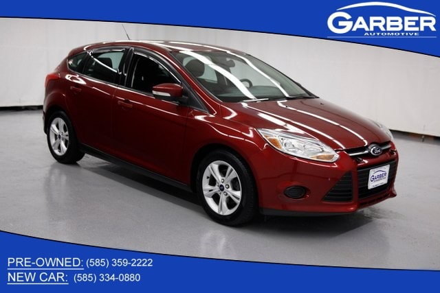 Pre-Owned 2014 Ford Focus SE Hatchback in Rochester, NY