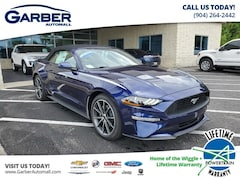 2019 Ford Mustang Ecoboost, 101A, NAV, 10-Speed Automatic Convertible
