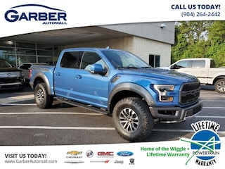 2019 Ford F-150 Raptor 4x4, Moonroof, 802a Lux Package Truck