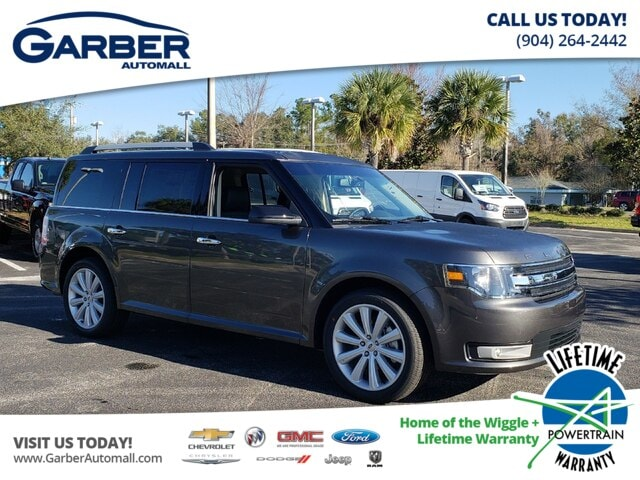 2019 Ford Flex SEL, 202A, NAV, Vista Roof, Tow Package SUV
