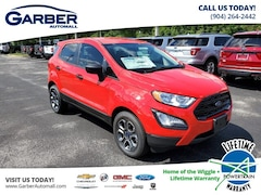 2019 Ford EcoSport S Model 100A FWD SUV
