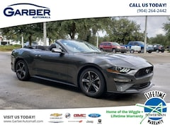 2019 Ford Mustang Ecoboost, 101A, Active Exhaust, NAV Convertible